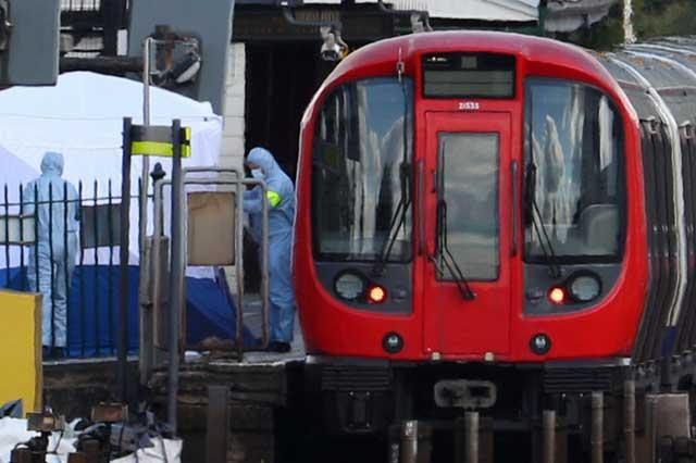 Capturan a un sospechoso del ataque terrorista al Metro de Londres