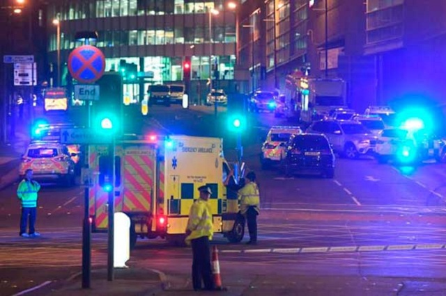 Arresta a uno más por el ataque en Manchester