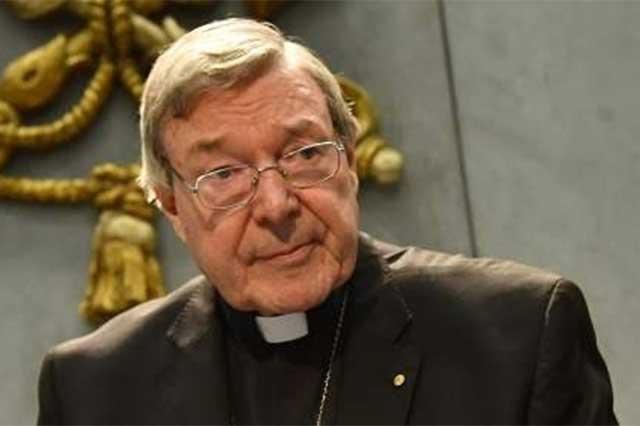 Policía de Australia acusa al Tesorero de El Vaticano de crímenes sexuales