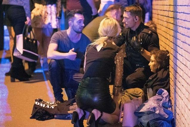 El desgarrador testimonio de chica que sobrevivió al atentado en Manchester