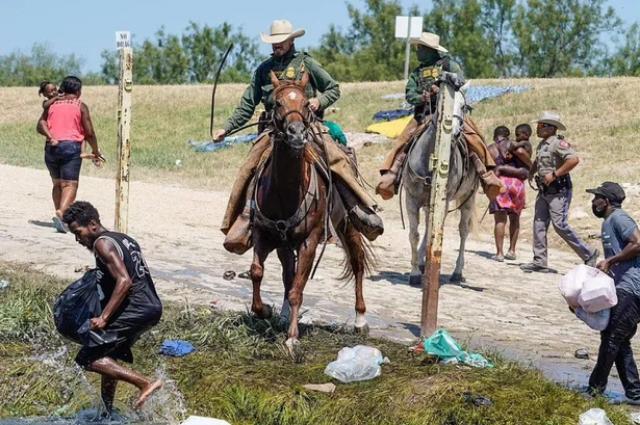 Por crisis migratoria Texas pide a Biden declaratoria de emergencia