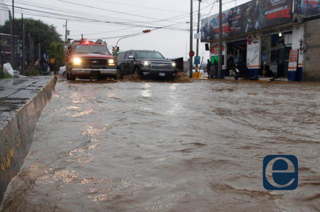 Lluvias sacaron de la sequía a 57 municipios de Puebla