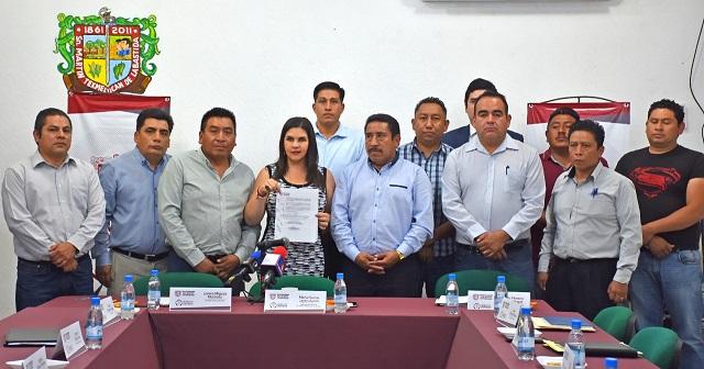 Sosapatex no se privatiza: Norma Layón