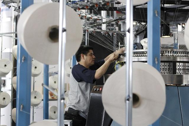 Baja 0.9% productividad de industria manufacturera poblana: Inegi