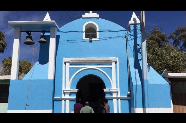 En Teyuca celebran reapertura de capillas dañadas por el sismo