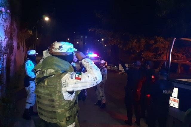 Baja índice delictivo en Teziutlán tras la pandemia