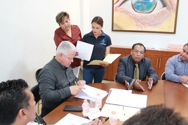 Estudiantes piden a alcalde de Teziutlán mejorar la seguridad