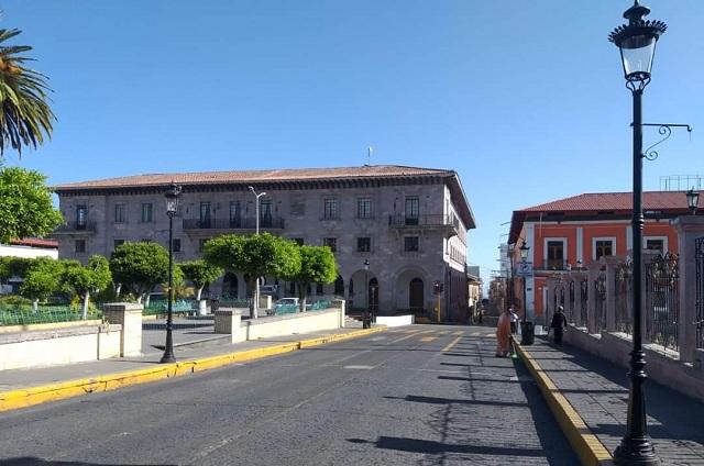 Cierran 100% de los comercios en Teziutlán los domingos
