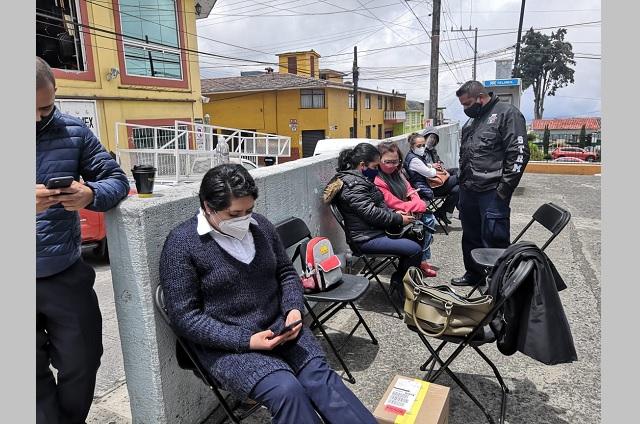 Trabajadores de Telmex en Teziutlán se unen al paro nacional
