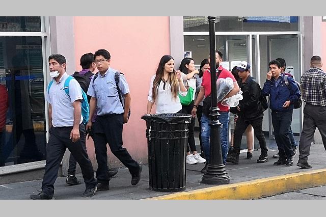 En Teziutlán el 30 % de la población incumple medidas contra Covid