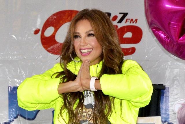 Thalía abre su corazón y asegura que la vida perfecta no existe