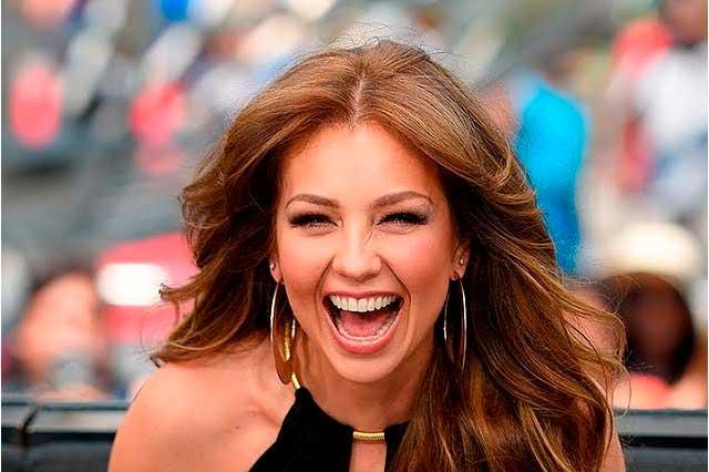 Thalía protagonizaría serie de televisión Aventurera
