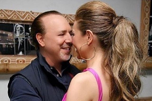 Thalía y Tommy Mottola adelantan celebración de San Valentín