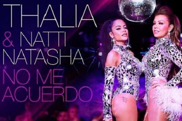 Piratean sencillo de Thalía a horas de su estreno