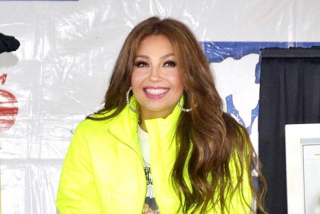 Thalía manda contundente mensaje a sus haters