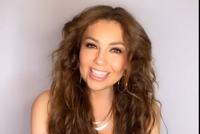 Foto / Instagram Thalía