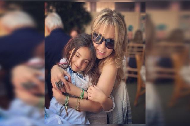 Thalía manda mensaje conmovedor a su hija por sus 14 años