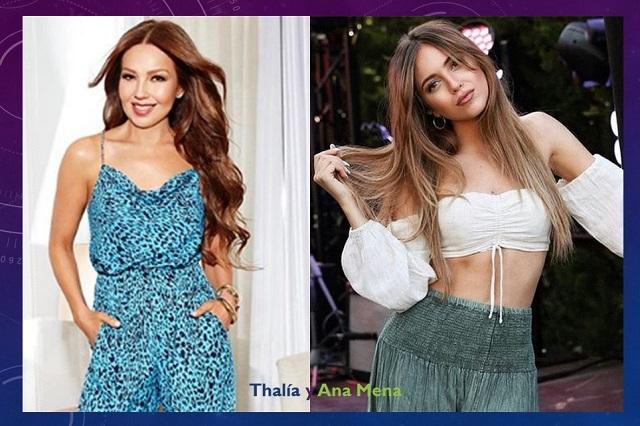 Thalía estrenó sencillo y video #Ahí con Ana Mena