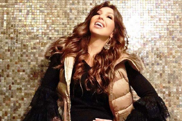Thalía presume el talento vocal de su hija Sabrina Sakaë