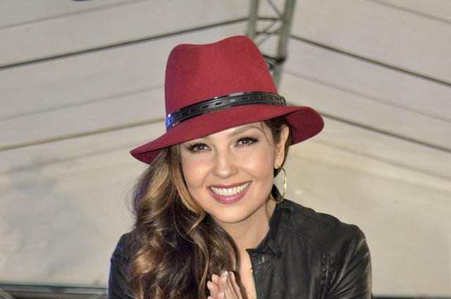 ¿Thalía grabará tema que interpreta cantante cristiano Marcos Barrientos?
