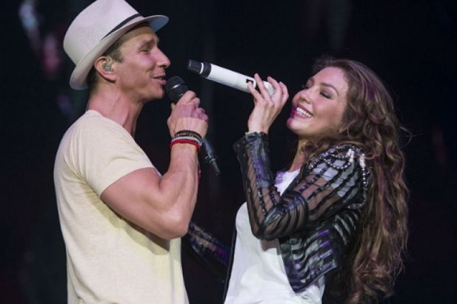 Thalía y Erik Rubín reviven tema popular de Timbiriche en Tik Tok
