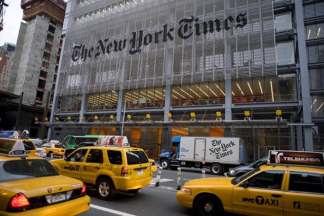 Slim venderá la mitad de sus acciones de The New York Times