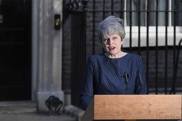 Gran Bretaña anuncia que llamará a elecciones anticipadas para el 8 de junio