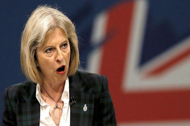 Theresa May asume el gobierno del Reino Unido