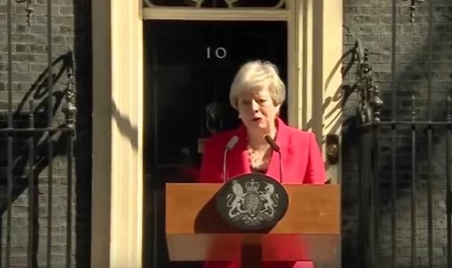 Theresa May anuncia que dejará de ser primera ministra de Gran Bretaña