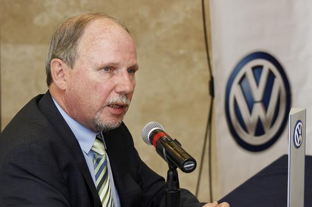 Banco de horas, asunto desechado  en VW, asevera Thomas Karig