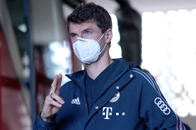 Mundial de Clubes: Thomas Müller es baja contra Tigres; arroja positivo a COVID