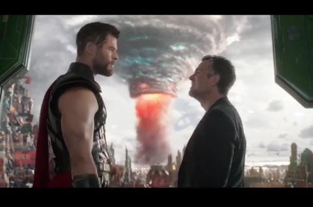 El doctor Strange aparecerá en Thor Ragnarok al igual que Hulk