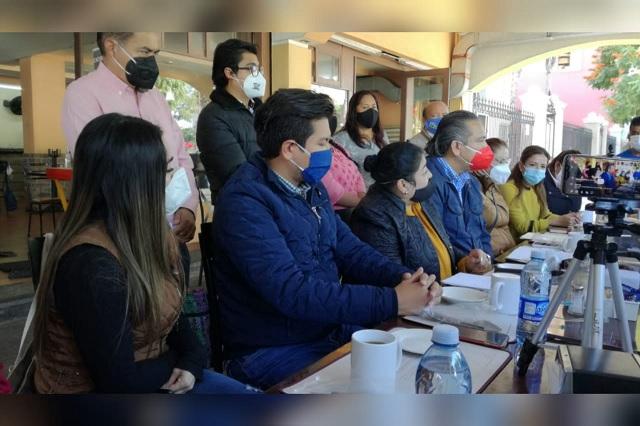 Pide sindicato de trabajadores de Tehuacán los 38 mdp que le adeuda la comuna