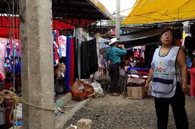 Cancelan por quinta ocasión tianguis en Teziutlán