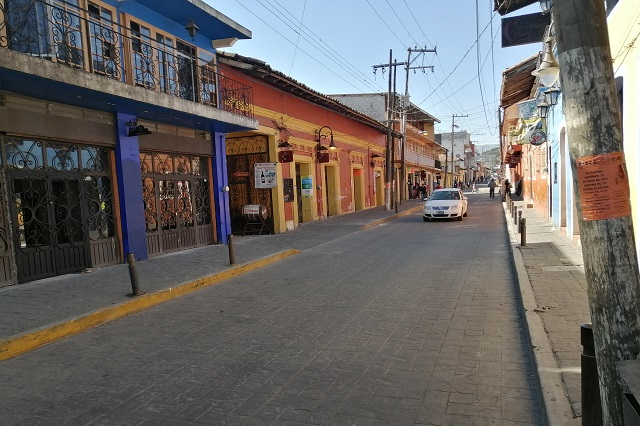 Cancelan tianguis en Tlatlauquitepec por Covid-19