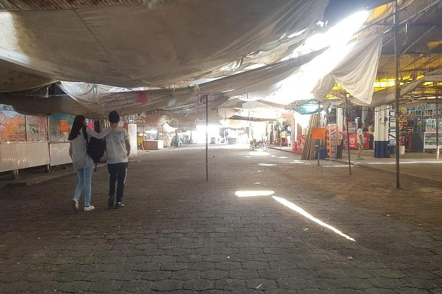 Ambulantes ahora pagan rentas de hasta 8 mil pesos en Tehuacán