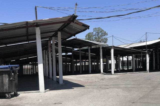 Tianguistas de Teziutlán suspenden actividades por Covid-19