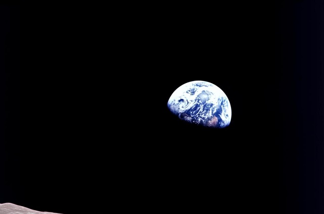 Foto Twitter NASA