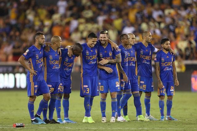 Tigres y Cruz Azul a la final de la Leagues Cup; América, fuera