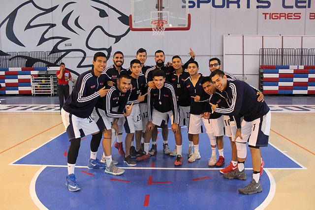 Tigres Blancos UMAD aspiran al campeonato de basquetbol en Universiada Nacional