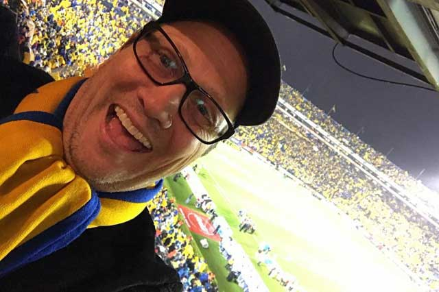 Rob Schneider regresa a México para apoyar a Tigres en la final