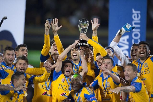 La cuarta estrella de los Tigres: Campeones en 78, 82, 2011 y 2015