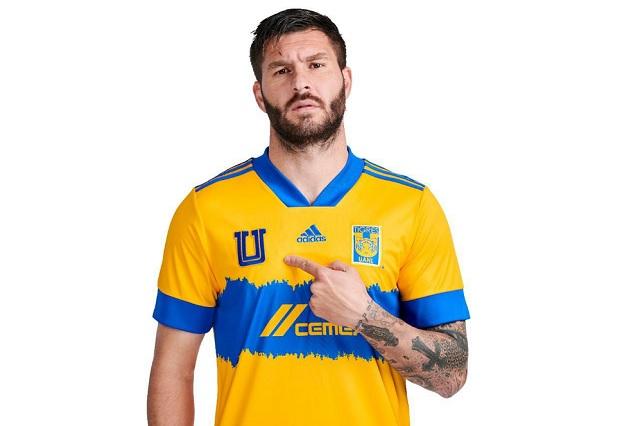 Tigres presenta el jersey que vestirá en el Mundial de Clubes