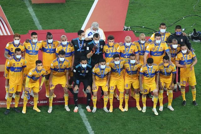 Tigres segundo lugar en Mundial de Clubes; cae 1-0 ante Bayern Munich
