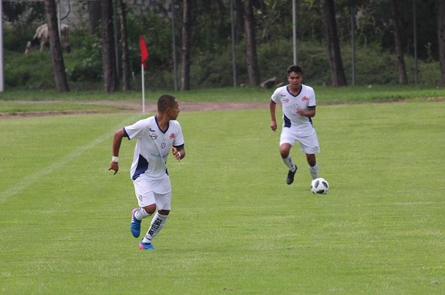 Tigres Blancos UMAD pasan examen ante equipos de Tercera División