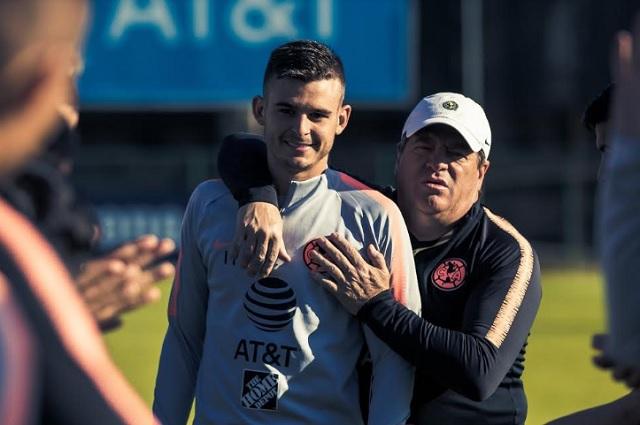 """Castillo y Benedetti eligen al América por ser el """"más grande"""""""