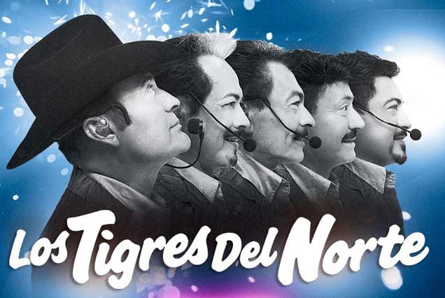 Llegan al legendario Billy Bob's Texas de Fort Worth Los Tigres del Norte