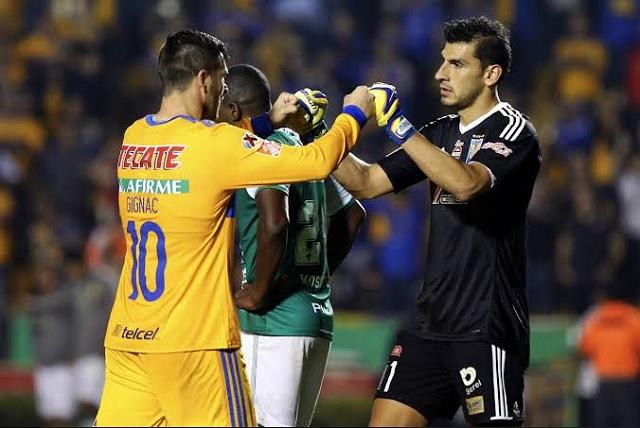 Guzmán y Gignac, la dupla que da títulos a Tigres