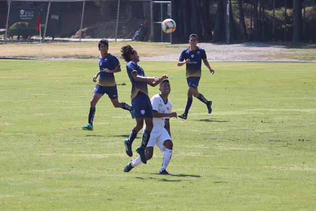 Tigres Blancos UMAD y Pumas UNAM empatan en La Jungla