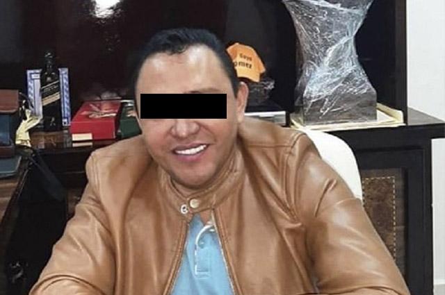 Candidato del PRD en Veracruz robaba coches y vendía droga